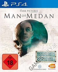 The Dark Pictures Anthology: Man of Medan (USK) (PS4)