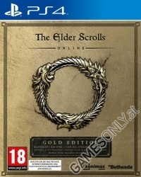 The Elder Scrolls Online [Gold uncut Edition] (PS4)