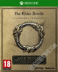 The Elder Scrolls Online [Gold uncut Edition] (Xbox One)