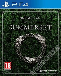 The Elder Scrolls Online: Summerset [uncut Edition] inkl. Bonus (PS4)