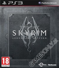 The Elder Scrolls V: Skyrim [Legendary uncut Edition] (PS3)