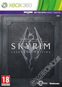 The Elder Scrolls V: Skyrim [Legendary uncut Edition] (Xbox360)