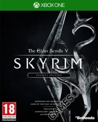 The Elder Scrolls V: Skyrim [Special AT uncut Edition] (Xbox One)