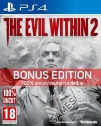 The Evil Within 2 [Bonus AT uncut Edition] (PS4)