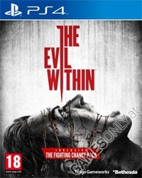 The Evil Within [Limited D1 uncut Edition] inkl. Bonus DLC (PS4)