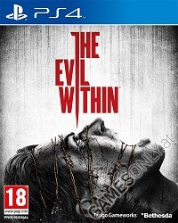 The Evil Within [uncut Edition] - Cover beschädigt (PS4)