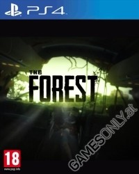 The Forest [uncut Edition] (PS4)