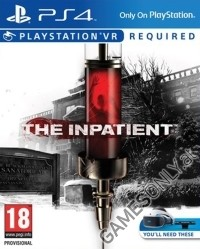 The Inpatient VR [uncut Edition] (PS4)
