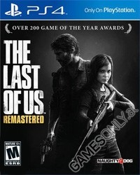 The Last of Us [Remastered uncut Edition US] Erstauflage (PS4)