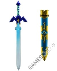 The Legend Of Zelda Link Master Schwert Replika (66cm) (Merchandise)