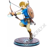 The Legend of Zelda Breath of the Wild Link Figur (25 cm) (Merchandise)