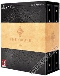 The Order 1886 [Blackwater Collectors Import uncut Edition] - Cover beschädigt (PS4)