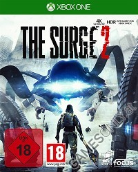 The Surge 2 [uncut Edition] (Xbox One)