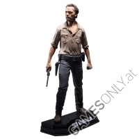 The Walking Dead Rick Grimes Figur (18 cm) (Merchandise)