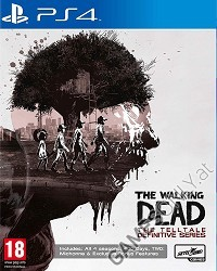 The Walking Dead The Telltale Definitive Series [uncut Edition] (PS4)