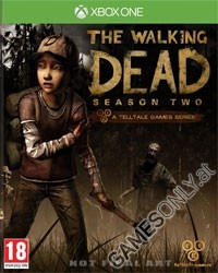 The Walking Dead: Season 2 [PEGI uncut Edition] (Xbox One)