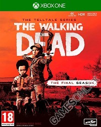 The Walking Dead: The Final Season [uncut Edition] (Xbox One)