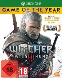 The Witcher 3: Wild Hunt [GOTY AT uncut Edition] (Xbox One)
