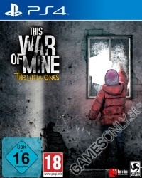 This War Of Mine: The Little Ones [uncut Edition] (PS4)