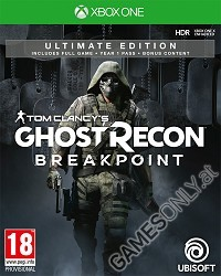 Tom Clancys Ghost Recon Breakpoint [Ultimate Bonus uncut Edition] + BETA Zugang (Xbox One)