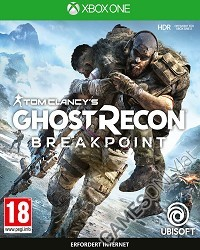 Tom Clancys Ghost Recon Breakpoint Standard Edition (Xbox One)