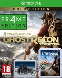 Tom Clancys Ghost Recon Wildlands [FR4ME Gold uncut Edition] + 4 Bonus DLCs (Xbox One)
