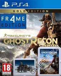 Tom Clancys Ghost Recon Wildlands [FR4ME Gold uncut Edition] + 4 Bonus DLCs (PS4)