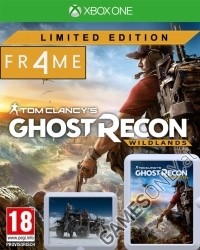 Tom Clancys Ghost Recon Wildlands [Limited FR4ME uncut Edition] + Bonusmission (Xbox One)