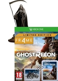 Tom Clancys Ghost Recon Wildlands [FALLEN ANGEL Collectors uncut Edition] inkl. Figur (25 cm) (Xbox One)