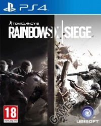 Tom Clancys Rainbow Six Siege [EU uncut Edition] (PS4)