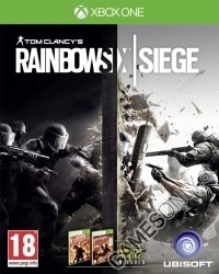 Tom Clancys Rainbow Six Siege [Standard uncut Edition] + Rainbow Six Vegas 1 & 2 (Xbox One)