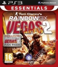 Tom Clancys Rainbow Six Vegas 2 [Complete essentials uncut Edition] (PS3)