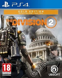 Tom Clancys The Division 2 [Gold uncut Edition] (PS4)