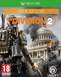 Tom Clancys The Division 2 [Gold uncut Edition] (Xbox One)