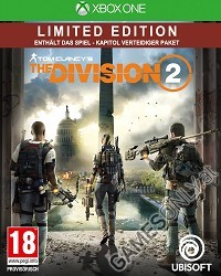 Tom Clancys The Division 2 [Limited uncut Edition] (Xbox One)