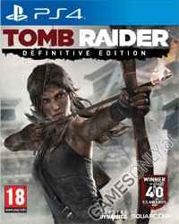 Tomb Raider [Definitive Edition uncut] (PS4)