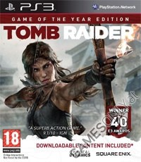 Tomb Raider 9 Game Of The Year [uncut Edition] inkl. Bonus DLC Doublepack (PS3)