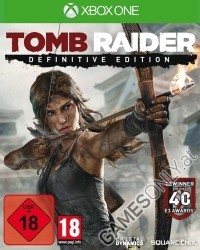 Tomb Raider [Definitive Edition uncut] (Xbox One)