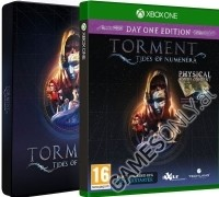 Torment: Tides of Numenera D1 Steelbook Edition (Xbox One)