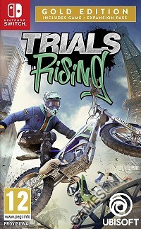 Trials Rising [Gold Edition] inkl. Preorder Boni (Nintendo Switch)