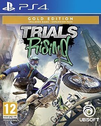 Trials Rising [Gold Edition] inkl. Boni (PS4)