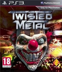 Twisted Metal [AT PEGI Edition] (PS3)