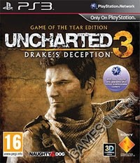 Uncharted 3: Drakes Deception Game Of The Year [uncut Edition] (PS3)