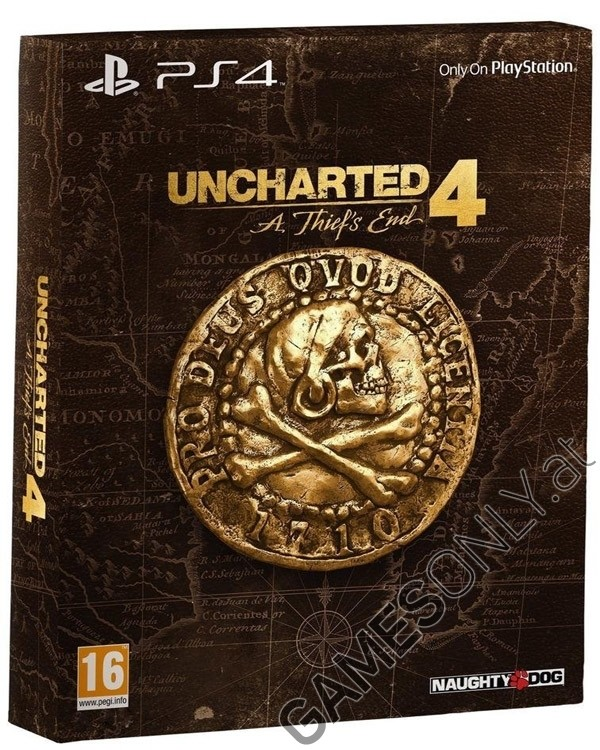 Uncharted 4: A Thiefs End [Special Uncut Edition