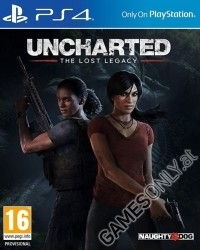 Uncharted: The Lost Legacy [AT uncut Edition] + Bonus Spiel (PS4)