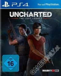 Uncharted: The Lost Legacy [uncut Edition] + Bonus Spiel (PS4)