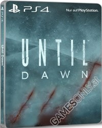 Until Dawn [Extended Steelbook uncut Edition] (exklusiv) (PS4)