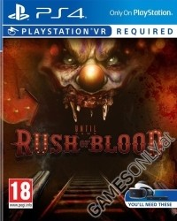 Until Dawn: Rush of Blood VR [uncut Edition] (PS4)
