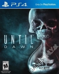 Until Dawn [US uncut Edition] (PS4)