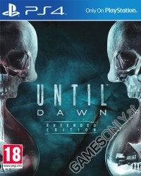 Until Dawn [Extended uncut Edition] (exklusiv) (PS4)